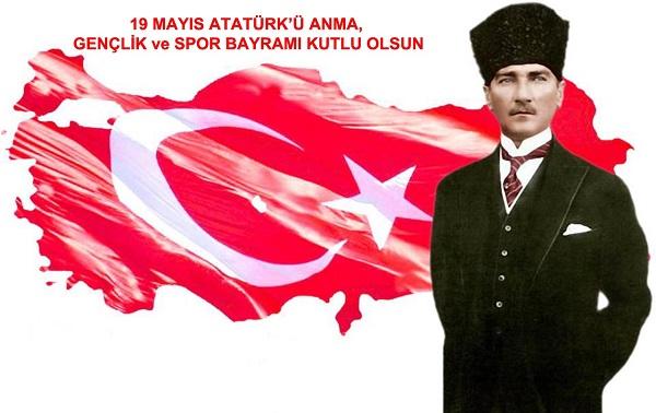19 MAYIS 1919 TÜRK'ÜN DİRİLİŞ VE ŞAHLANIŞ GÜNÜNÜN ADIDIR