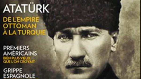 ATATÜRK FRANSIZ TARİH DERGİSİNDE