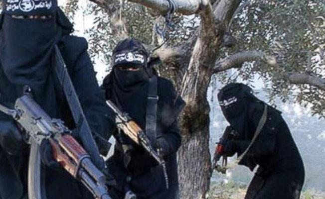 49 YAŞINDAKİ IŞİD'Lİ KADIN MİLİTAN TUTUKLANDI
