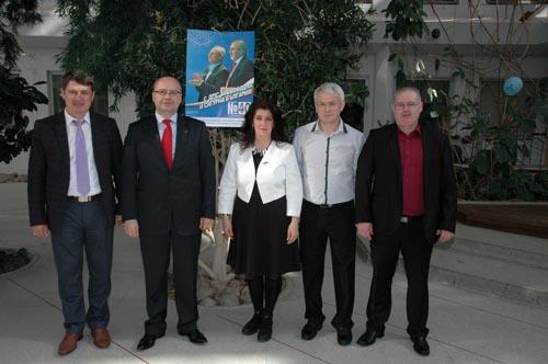İsveç'te Bulgaristan Türkleri Seçimlere Hazırlanıyor