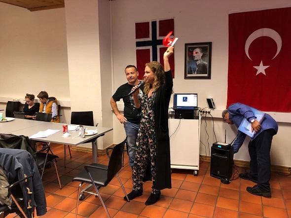 NORVEÇ – ADD İKİNCİ OLAĞAN KONGRESİNİ YAPTI