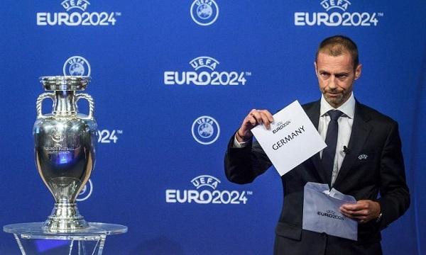 EURO 2024 ALMANYA'DA DÜZENLENİYOR