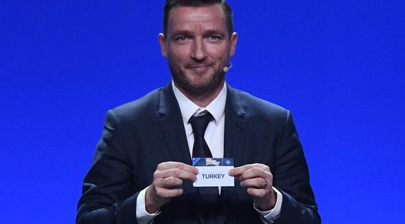 UEFA ULUSLAR LİGİ'NDEKİ RAKİPLERİMİZ BELLİ OLDU