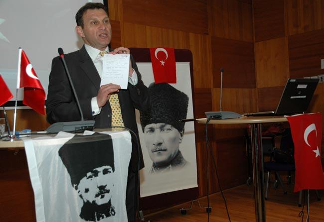 """Ertürk, """"Türkiye terörizmin beşiği haline geldi"""""""