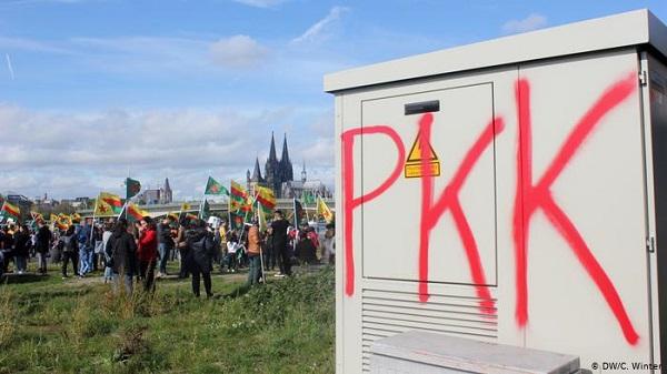ALMANYA'DA PKK ÜYESİ 3 YII HAPİS CEZASINA ÇARPTIRILDI