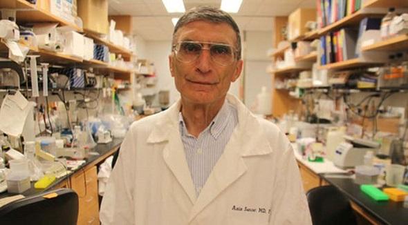 Bilim dünyası yine Aziz Sancar'ı konuşuyor