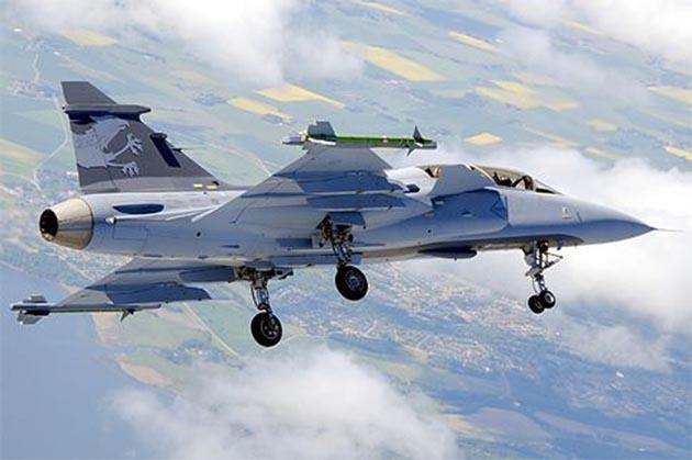 Rus Savaş Uçakları İsveç Hava Sahasını İhlal Etti