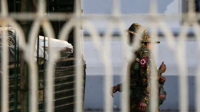 MYANMAR'DA ORDU YÖNETİME EL KOYDU