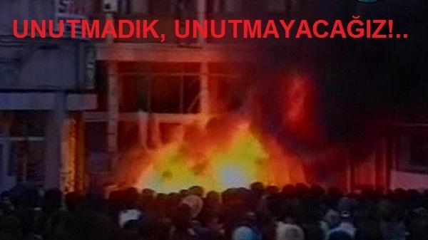 SİVAS KATLİÂMI'NIN 27'NCİ YILI
