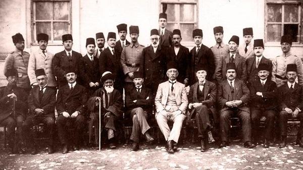 SİVAS KONGRESİ'NİN 100'ÜNCÜ YILI KUTLU OLSUN!