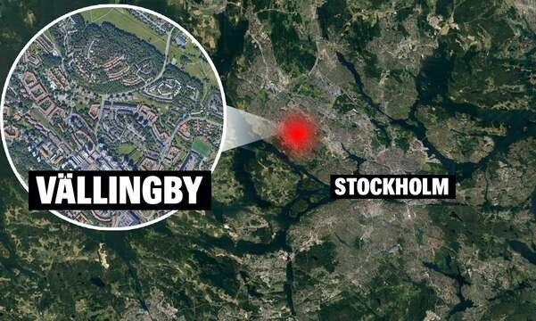 STOCKHOLM'DA 20 YAŞLARINDA BİR GENÇ ÖLÜ BULUNDU