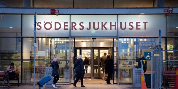 STOCKHOLM'DA  26 YAŞINDA GENÇ BİR KADIN KORONADAN ÖLDÜ