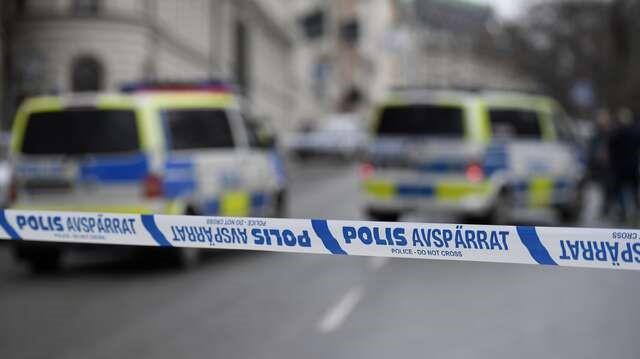 STOCKHOLM'DA BİR KİŞİ POLİS TARAFINDAN VURULDU