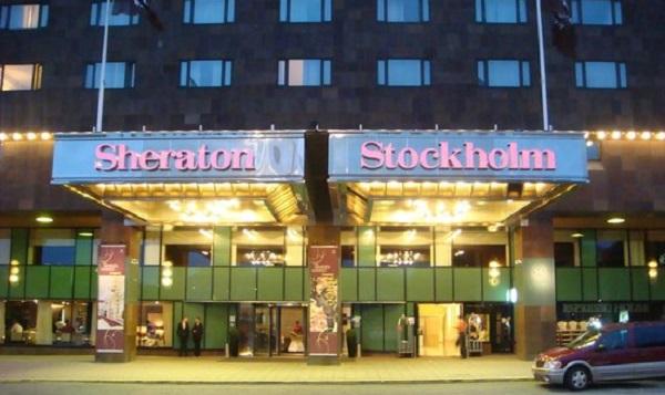 STOCKHOLM SHERATON OTELİNDE BİR KİŞİ ÖLÜ BULUNDU