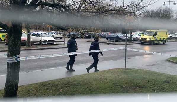 SUNDBYBERG'DE BÜYÜK POLİS OPERASYONU