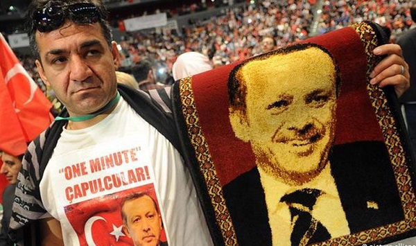 UID, AKP'NİN DIŞ KOLU MU?