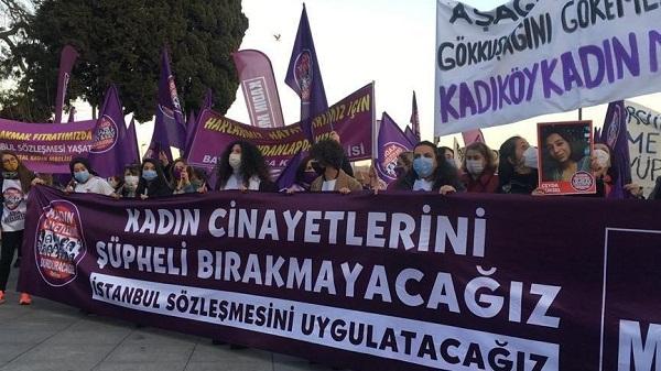 """VE, """"İSTANBUL SÖZLEŞMESİ"""" FESHEDİLDİ"""
