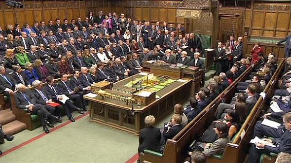 İngiliz Parlamentosu Filistin'i 'devlet' olarak tanıma kararı aldı