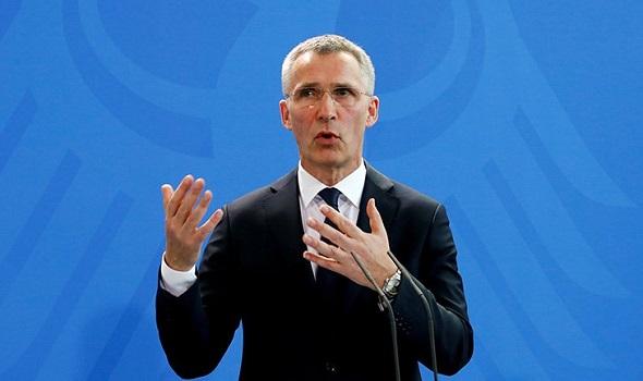NATO: ULUSAL GÜVENLİĞİ KORUMAK İÇİN HER ŞEYİ YAPACAĞIZ