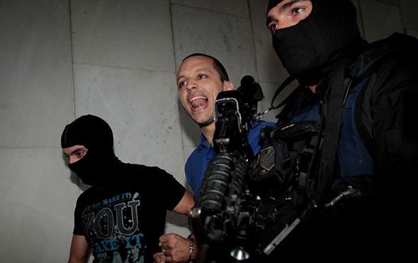 Yunanistan'da Altın Şafak Partisi Başkanı tutuklandı
