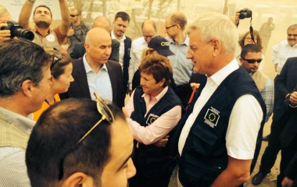 İsveç'ten  Irak'a  parasal yardım