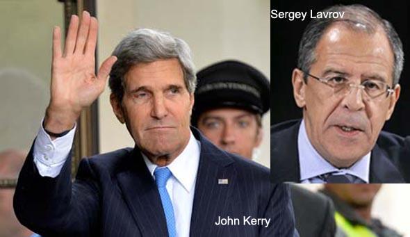 ABD İle Rusya Kimyasal Silahlar Konusunda Anlaştı