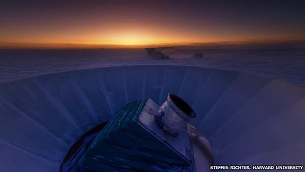 Büyük patlamanın sesi bulundu: Higgs parçacığı kadar önemli bir keşif