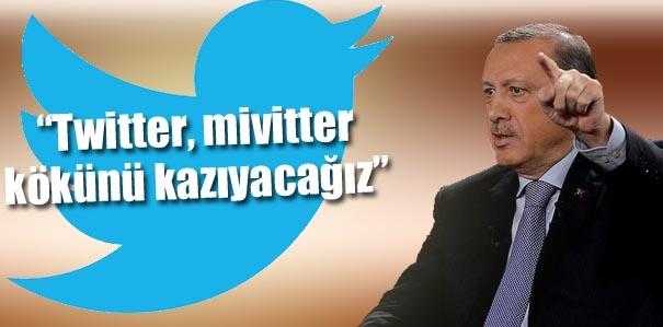 FACEBOOK İLE TWİTTER İLE UĞRAŞMA, ÖNERGEYE YANIT VER!..