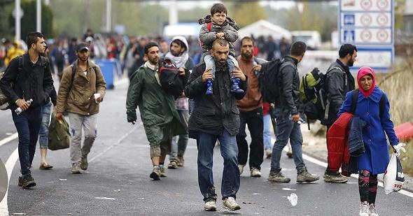 Danimarka'da Skandal Mülteci Yasası Hazırlığı