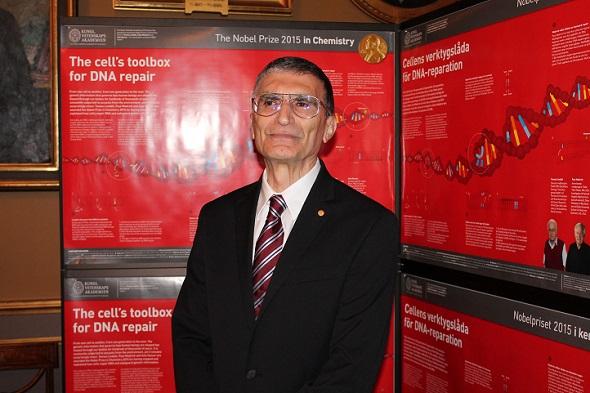 Nobel Ödüllü Aziz Sancar: