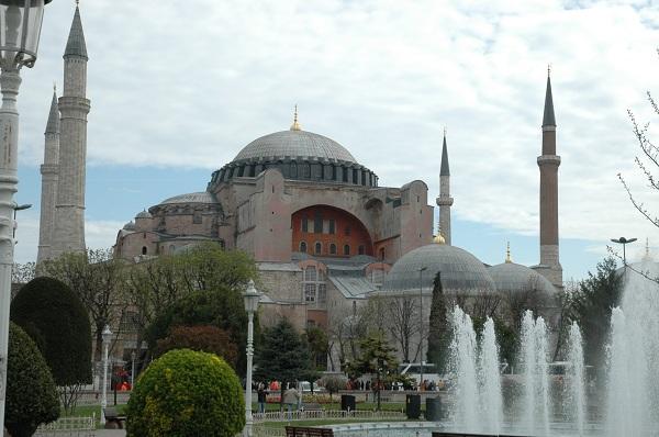 İsveçli Turistin İstanbul İlgisi