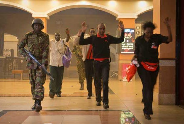 Kenya'daki saldırı sonuçlandırıldı