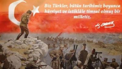 30 AĞUSTOS ZAFER BAYRAMIMIZ KUTLU OLSUN!..