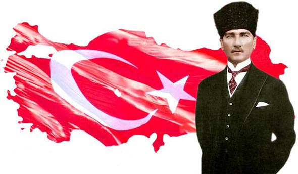 HALKÇI, DEVRİMCİ ÖNDERİMİZ ATATÜRK'Ü SAYGIYLA ANIYORUZ!