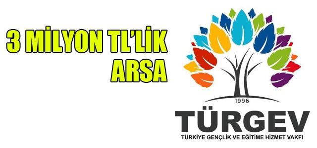 Erdoğan'ın çocuklarının yönetici olduğu vakfa 3 milyon TL'lik arsa