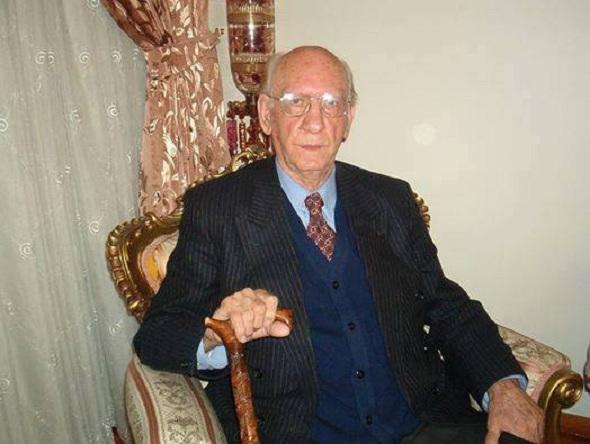 Prof. Dr. Cevad Heyet  Stockholm'da anıldı