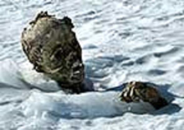 Meksika'da Mumyalar bulundu