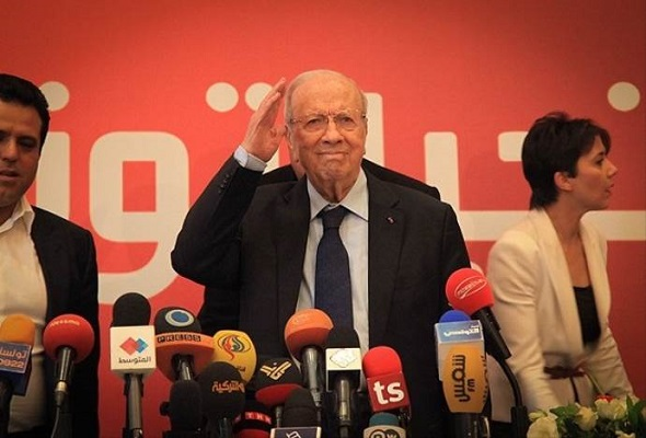Sibsi Tunus'un yeni Cumhurbaşkanı