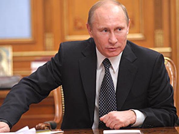 Putin, Nobel Barış Ödülü'ne Aday mı Gösteriliyor?..