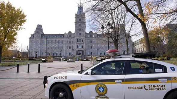 Kanada Parlamentosu'na silahlı saldırı