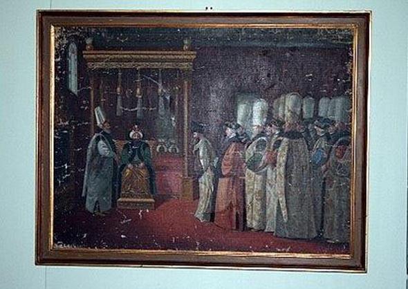 İsveç'teki 'Osmanlı Eserleri' büyük gizlilik içerisinde satıldı