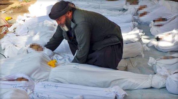 Suriye'de kimyasal silah kullanma gizi sürüyor