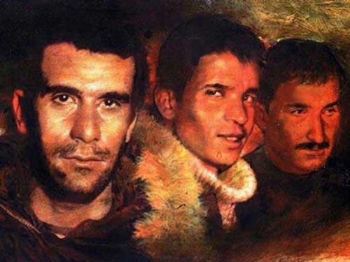 '3 Fidan'ın idamının 41. yılı