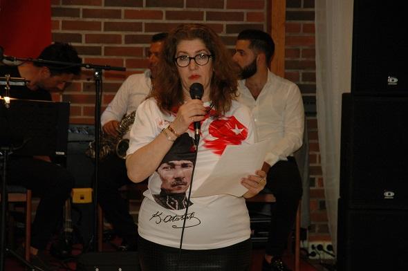 19 MAYIS ATATÜRK'Ü ANMA, GENÇLİK VE SPOR BAYRAMI MALMÖ'DE KUTLANDI
