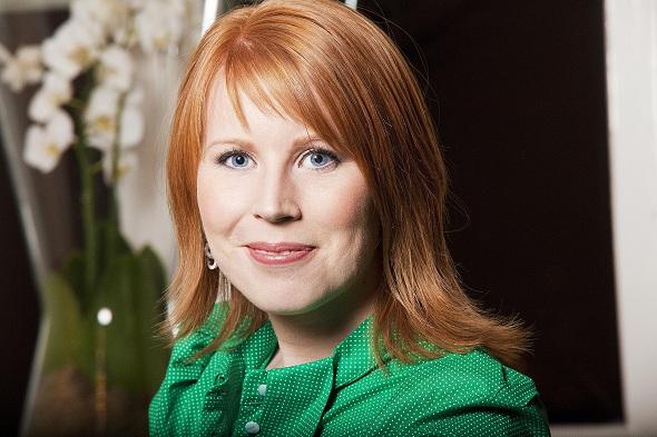 Merkez Partisi Başkanı Annie Lööf'ün evine hırsız girdi