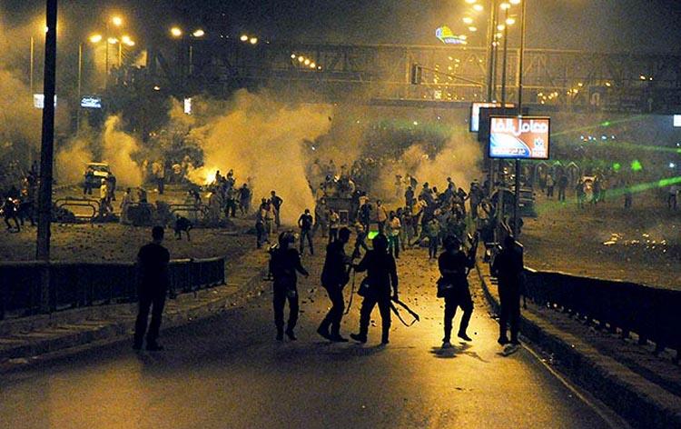 Mısır'da Olaylar Kana Bulandı