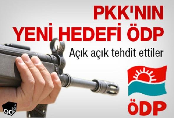 ÖDP SORUMLUSU PKK