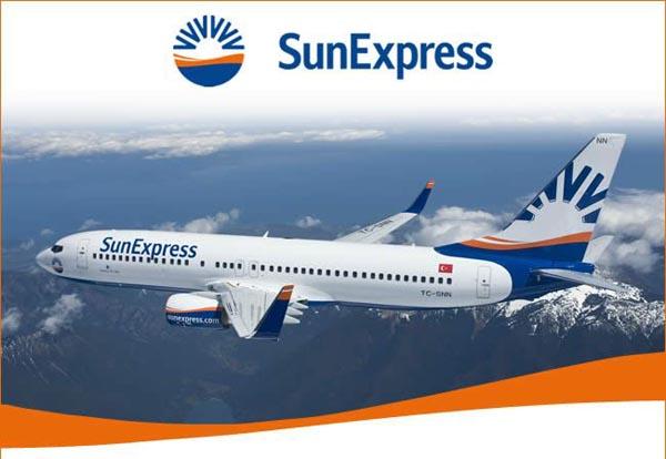 SunExpress İzmir ile İskandinavya arasında köprü kuruyor