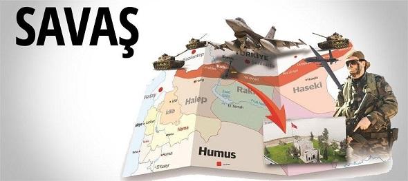 'Türkiye 18 bin asker ile Suriye'ye girecek'