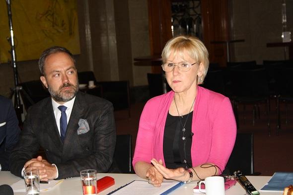İsveç Dışişleri Bakanı Margot Wallström'ün Genel Seçim Yorumu
